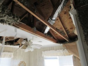 Water Damage Fuquay-Varina NC